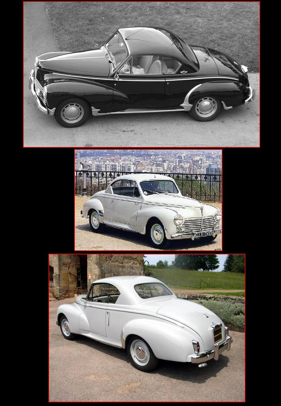 autopasion18 peugeot 203 coupe 1954. Black Bedroom Furniture Sets. Home Design Ideas