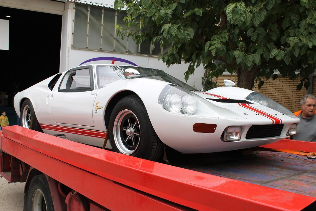 feria salon coche clasico 2007: